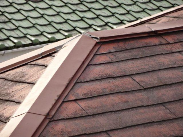 板金屋根補修工事