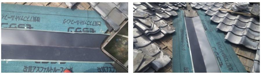 屋根のルーフィング比較