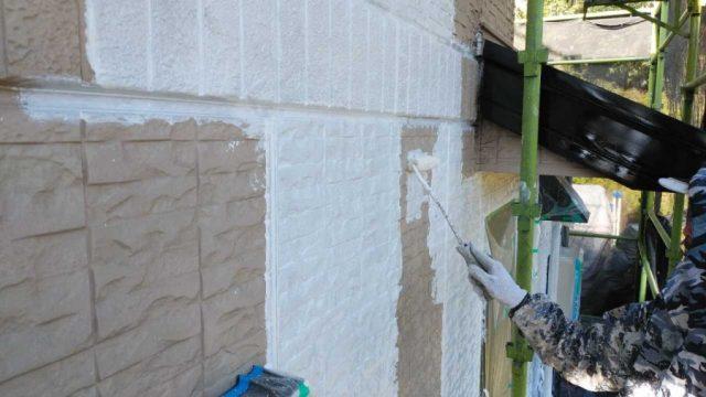 鹿児島市での外壁塗装工事