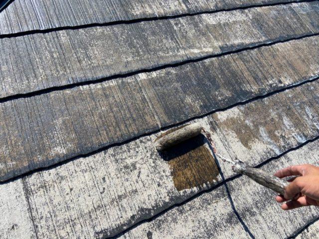 霧島市の屋根塗装工事