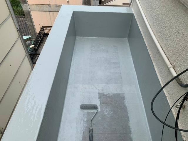 鹿児島市のビル防水工事