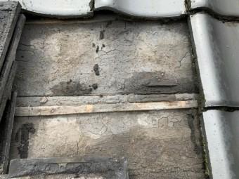 雨漏れ 防水シート傷み