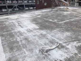 屋上防水痛み状況