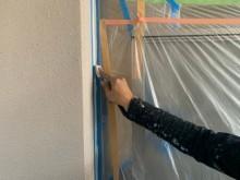 鹿児島市の外壁コーキング補修