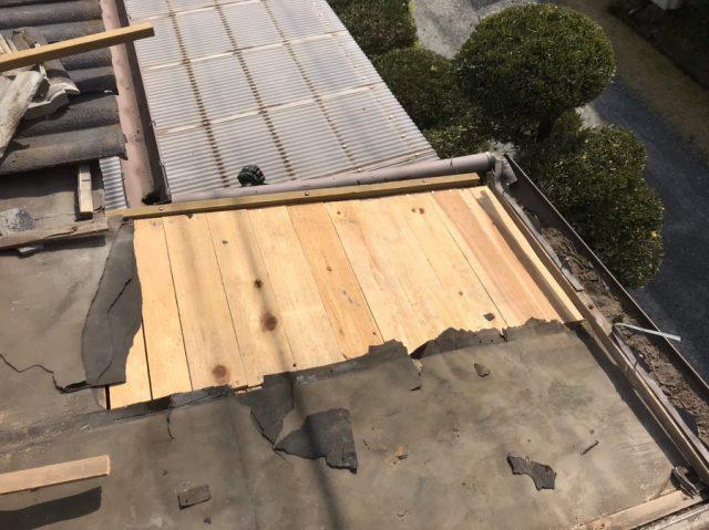 鹿児島市雨漏れ補修工事