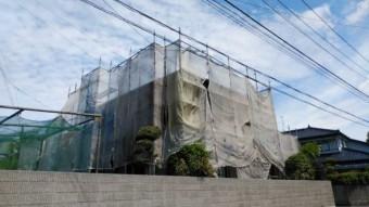 鹿児島市の塗装工事 屋根塗装