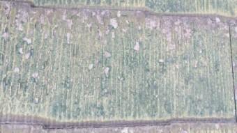 鹿児島市コロニアル塗装工事 既存の様子
