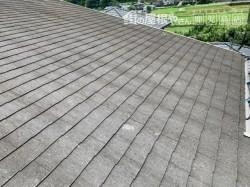 スレート屋根の雨漏り
