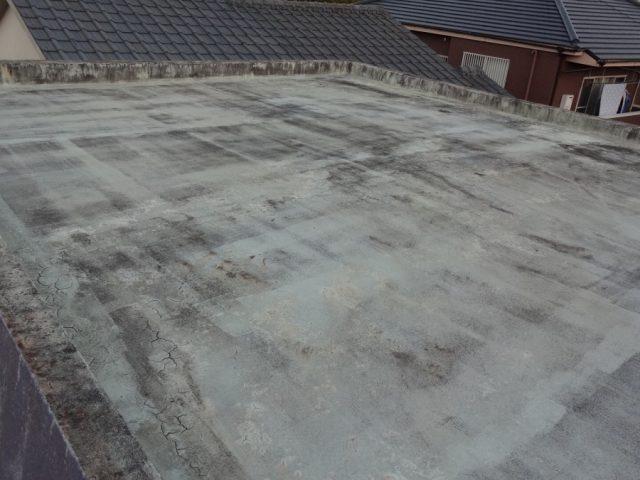 鹿児島市での屋根防水工事