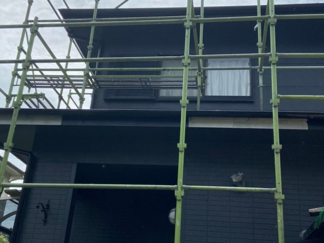霧島市屋根・外壁塗装完成