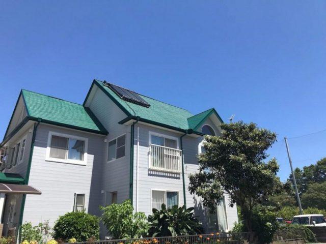 スレート屋根の補修方法とは