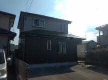 屋根外壁塗装完成