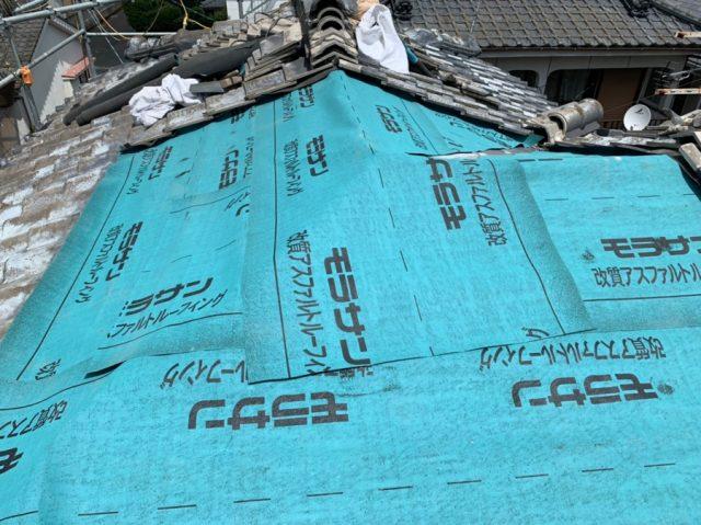 鹿児島市 雨漏れ補修工事