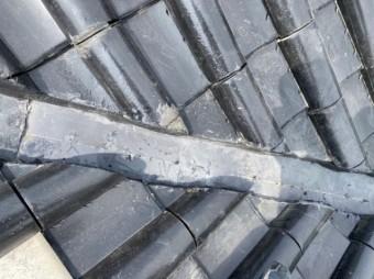 薩摩川内市の雨漏れ補修工事