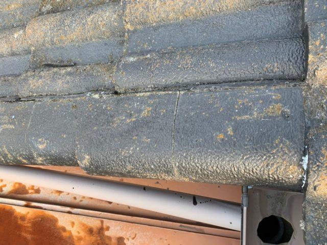 鹿児島市雨漏れ発生部分調査