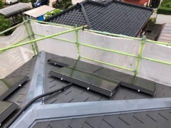 屋根塗装 太陽光