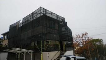 鹿児島市の外装リフォーム工事