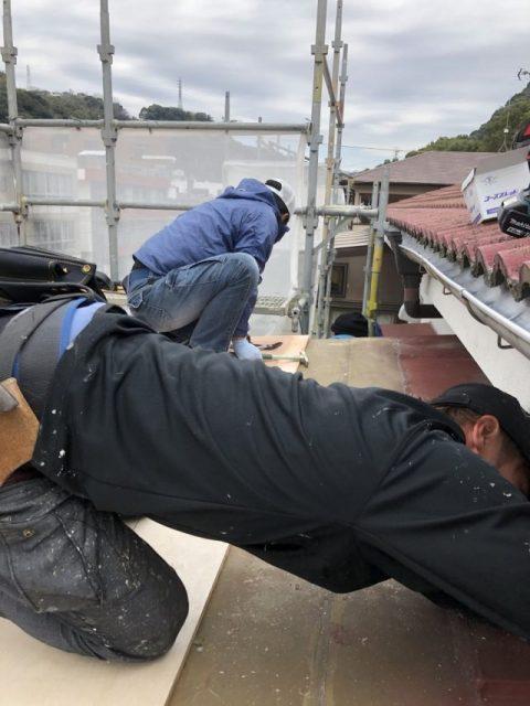 鹿児島市 屋根補修工事