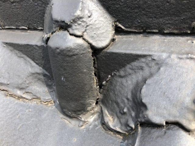 鹿児島市桜ケ丘の雨漏れ現地調査の様子