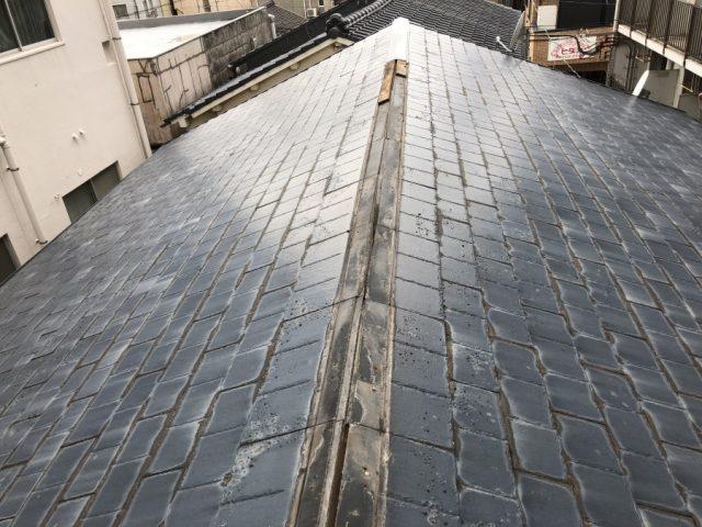 台風10号 屋根の被害