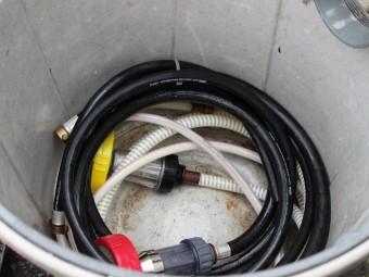 高圧洗浄 機械