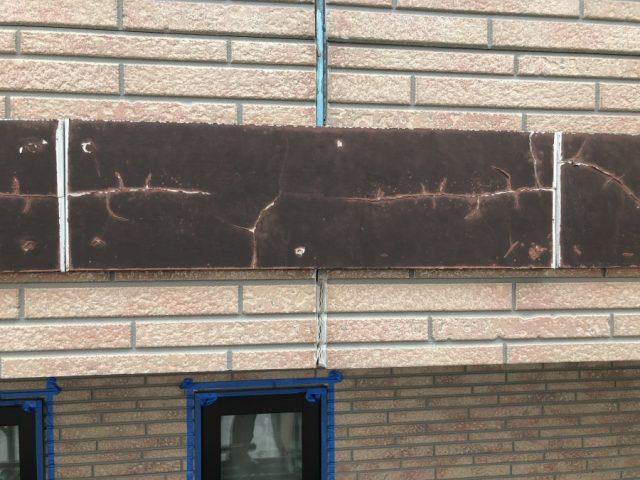 外壁からの雨漏れ原因