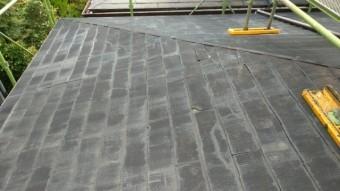 鹿児島市スレート屋根 ひび割れ
