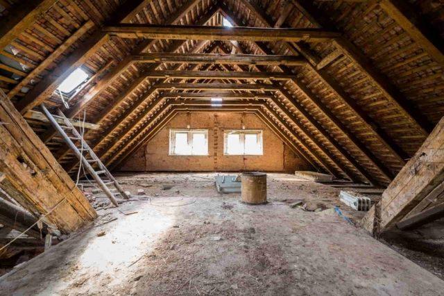 鹿児島市屋根裏部屋