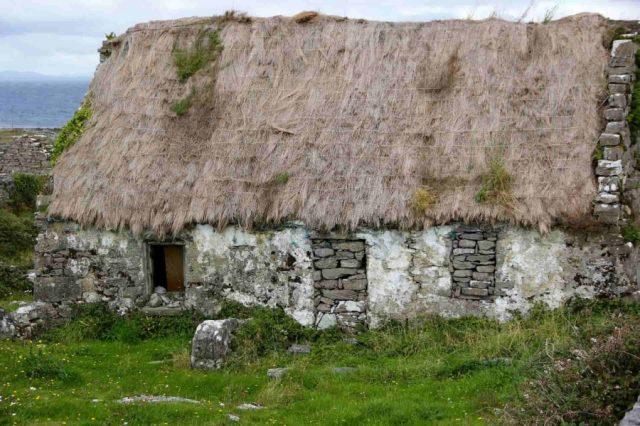 茅葺き屋根 特徴
