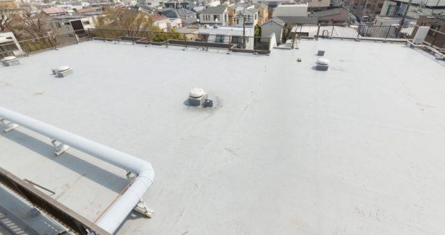 陸屋根のメンテナンスとは
