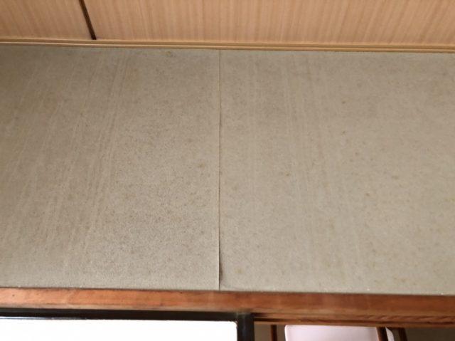 鹿児島県日置市 和室からの雨漏れ