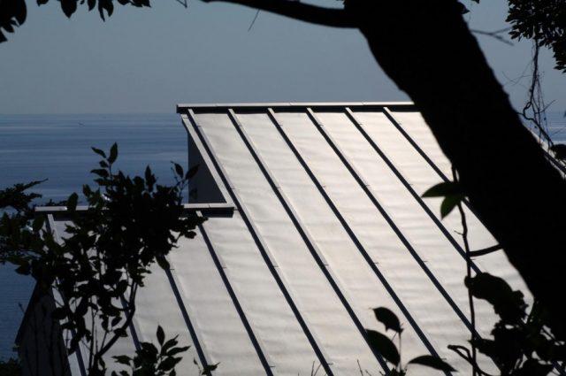 アルミ屋根の種類