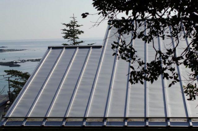 ガルバリウム鋼板の特徴