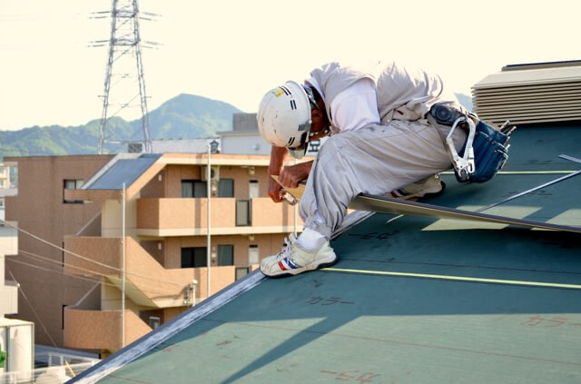 屋根補修の方法は様々です