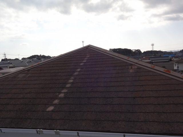 スレート屋根30年