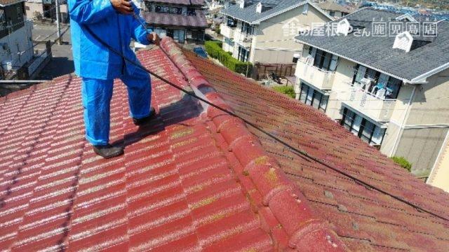 鹿児島市の屋根工事事例