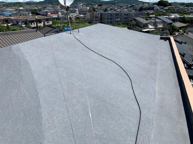 防水屋根とは