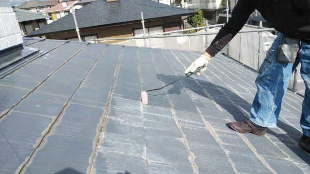 鹿児島市屋根塗装工事