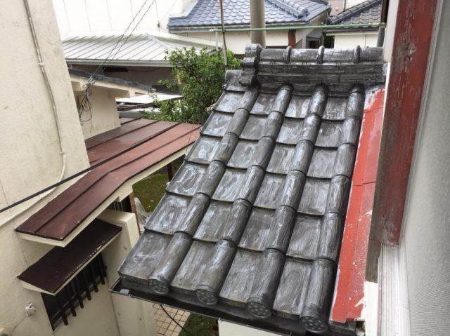 DIYで屋根の塗装工事