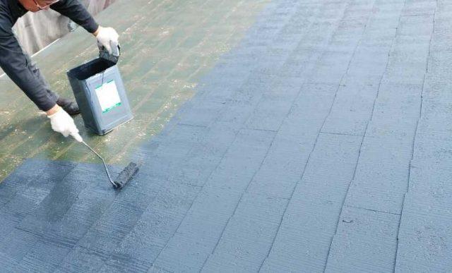 鹿児島市 コロニアル塗装工事