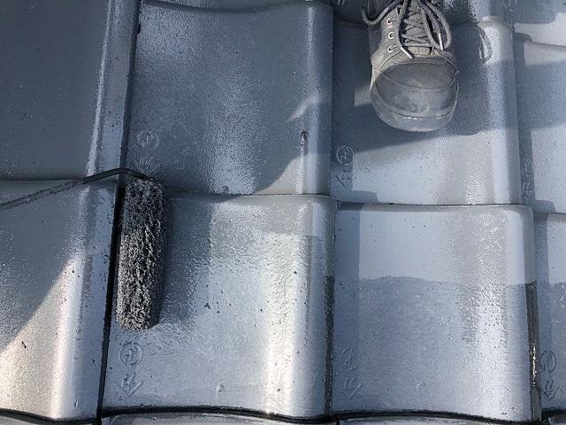 屋根上塗り_確定