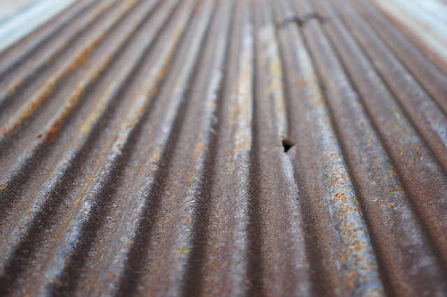 トタン屋根の防音対策