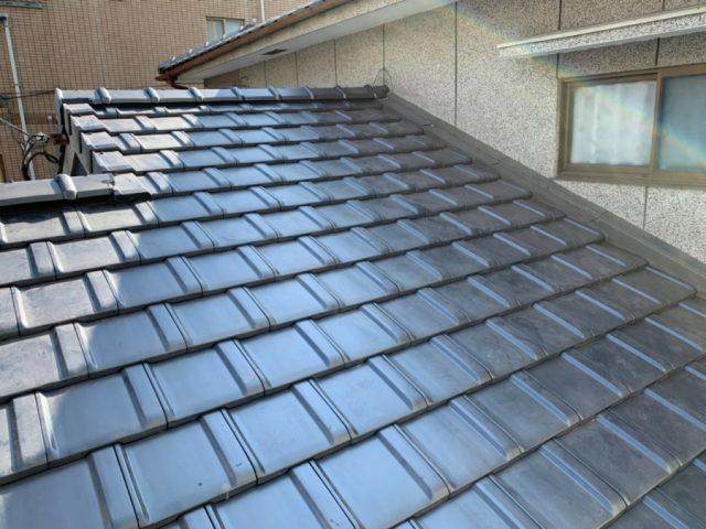 鹿児島市 屋根の葺き替え工事