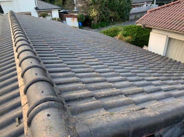 鹿児島市 雨漏れ屋根の点検