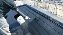 鹿児島市屋根上塗り塗装