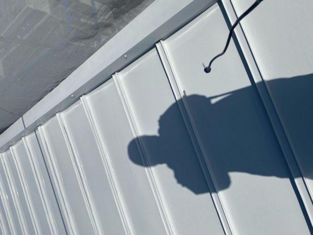 鹿児島市 アパート屋根塗装工事