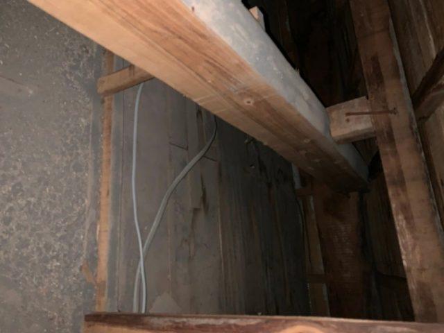 屋根雨漏り工事