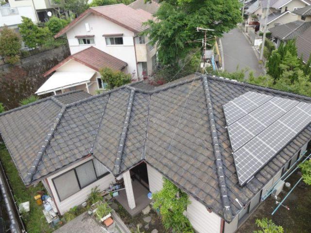 鹿児島市の屋根点検