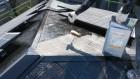 屋根の塗装工事下塗り