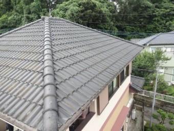 鹿児島市の屋根補修工事